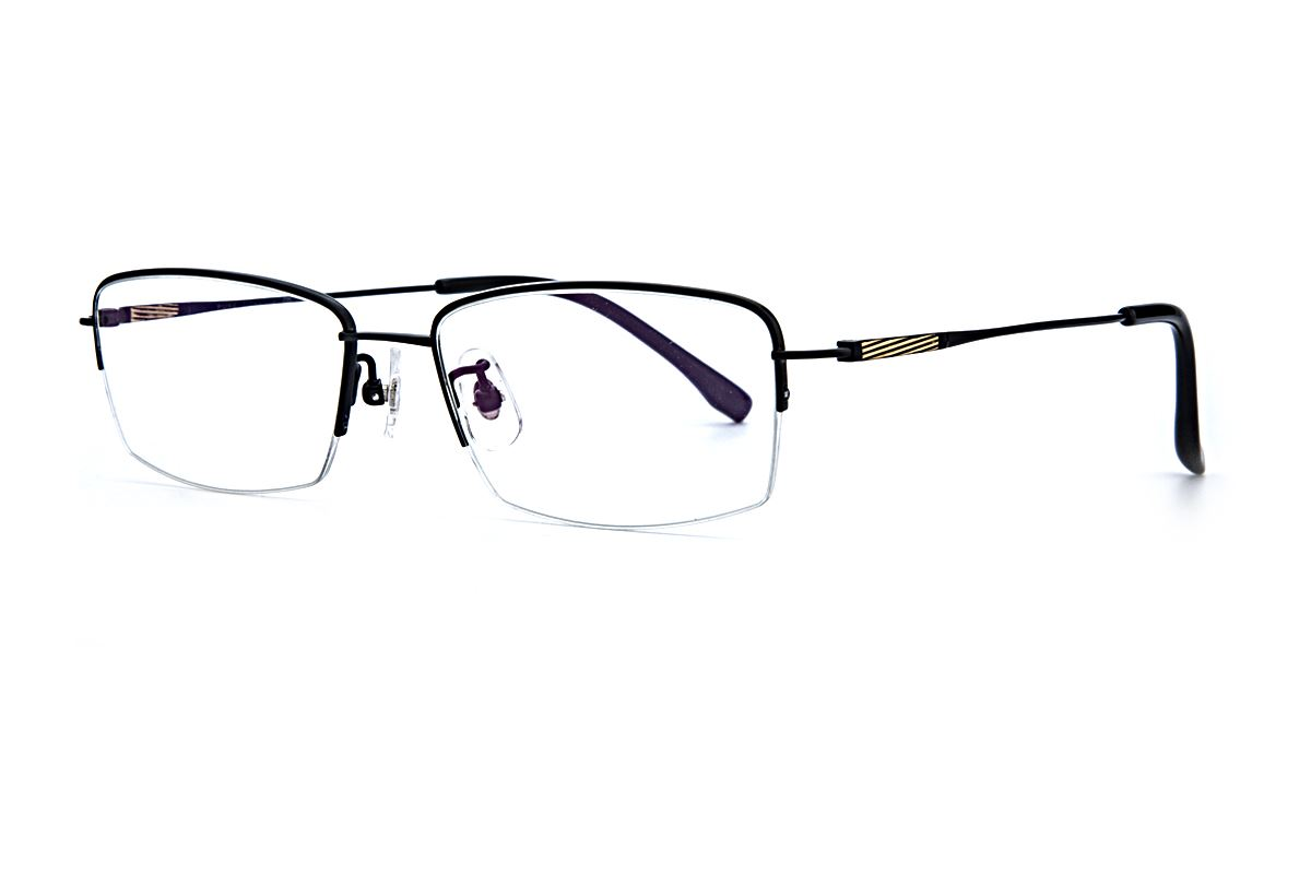 嚴選高質感純鈦眼鏡 J85403-C2-41