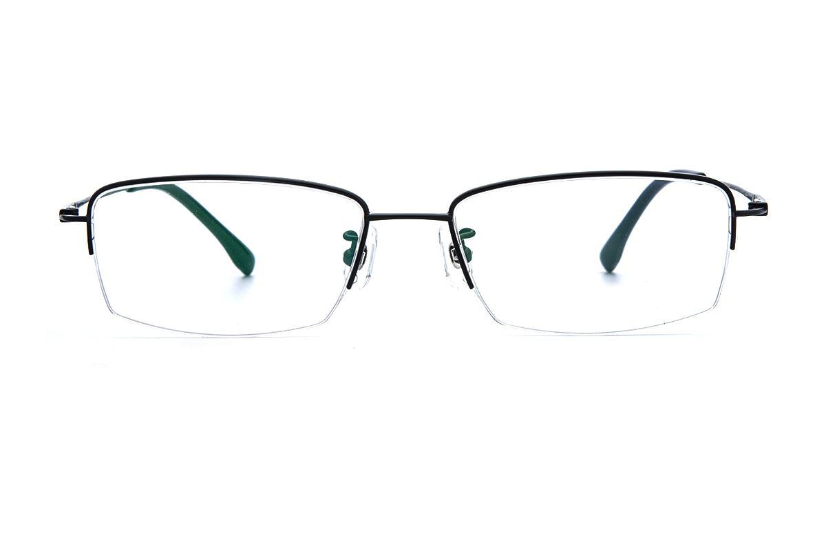 嚴選高質感純鈦眼鏡 J85403-C2-42