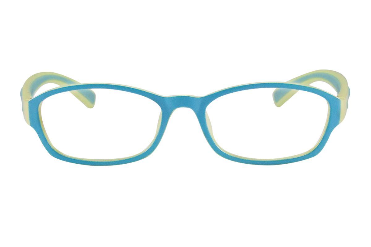 严选儿童精选眼镜 8017-BU2