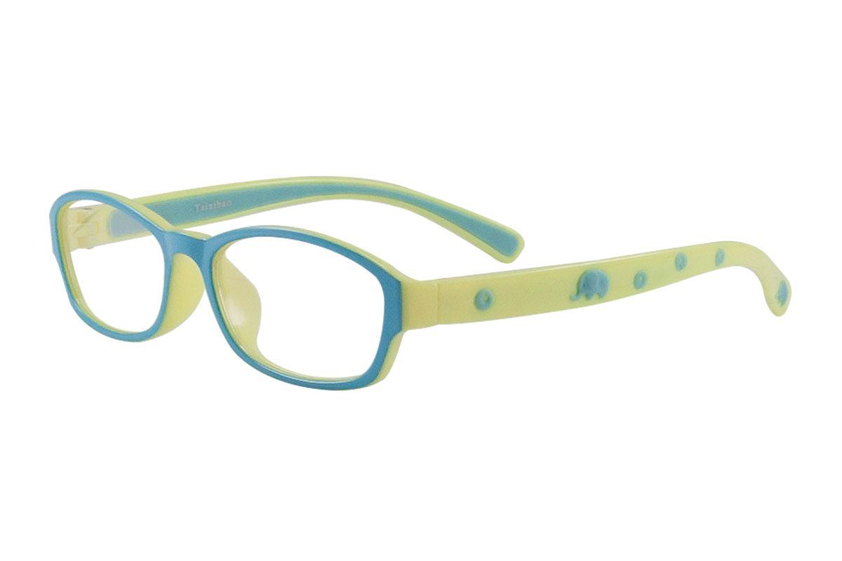 严选儿童精选眼镜 8017-BU1