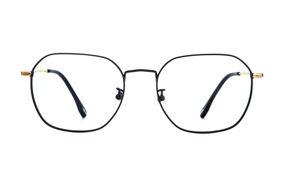 嚴選高質感純鈦眼鏡 J85607-C2-42