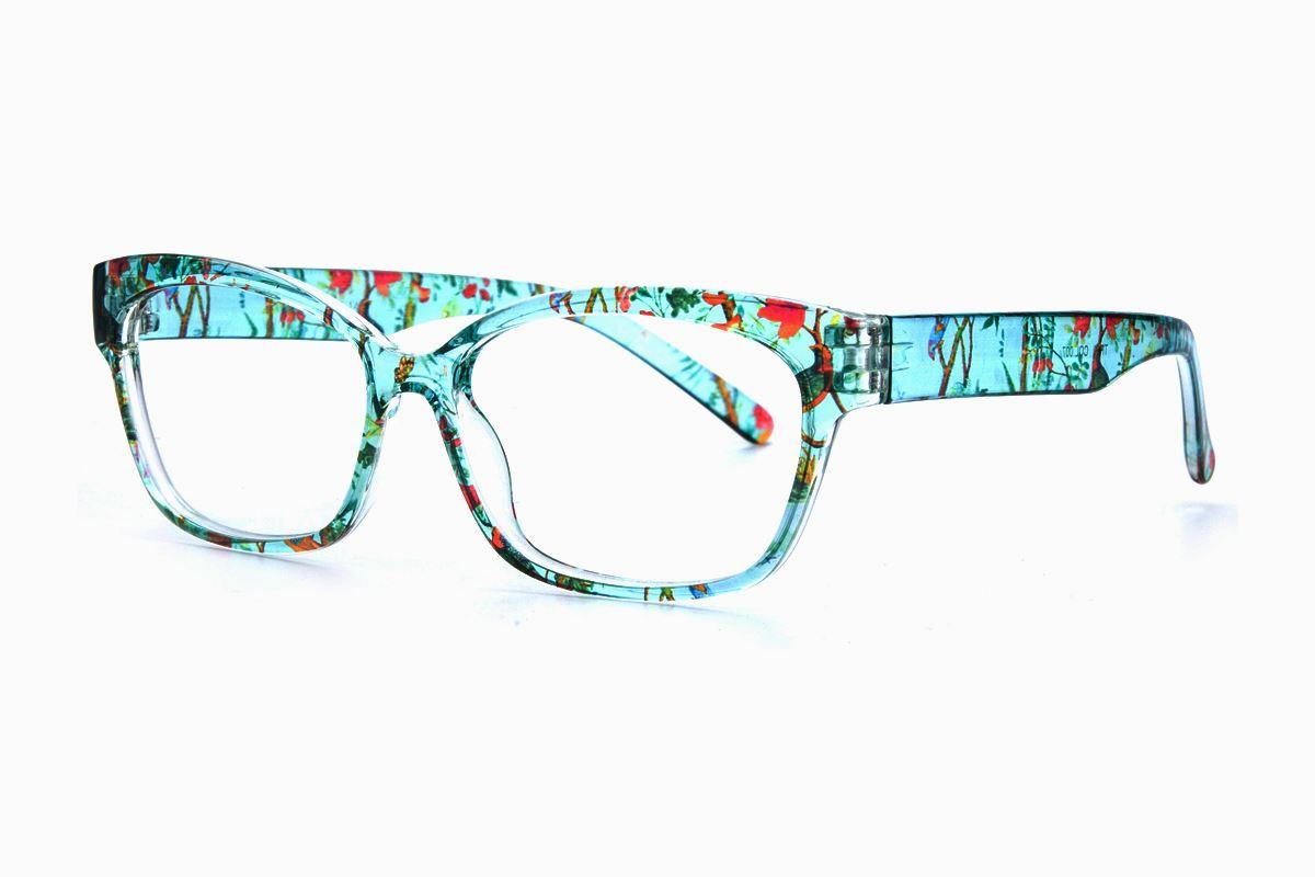 綠透明TR鏡框 2063-0071
