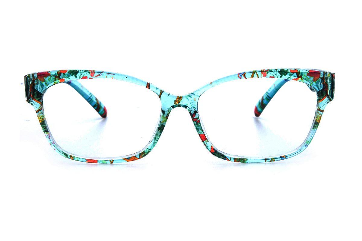 綠透明TR鏡框 2063-0072