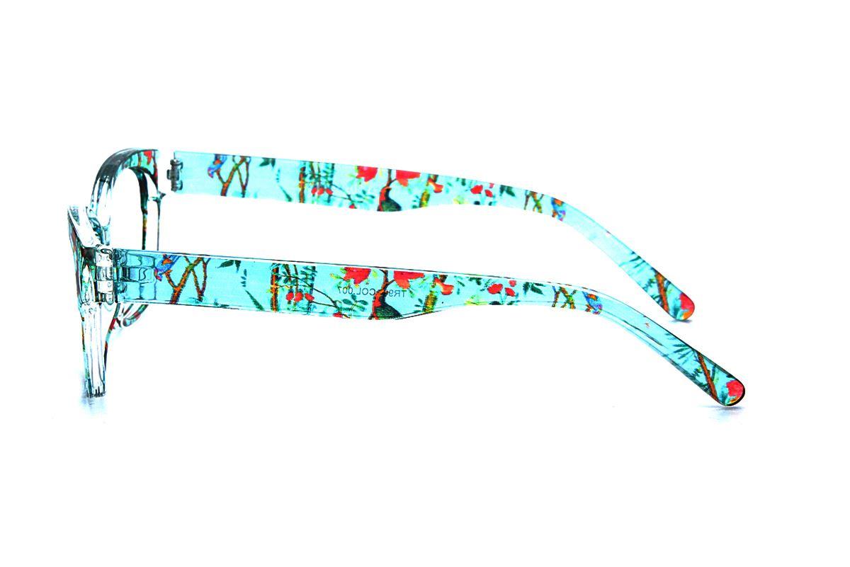 綠透明TR鏡框 2063-0073