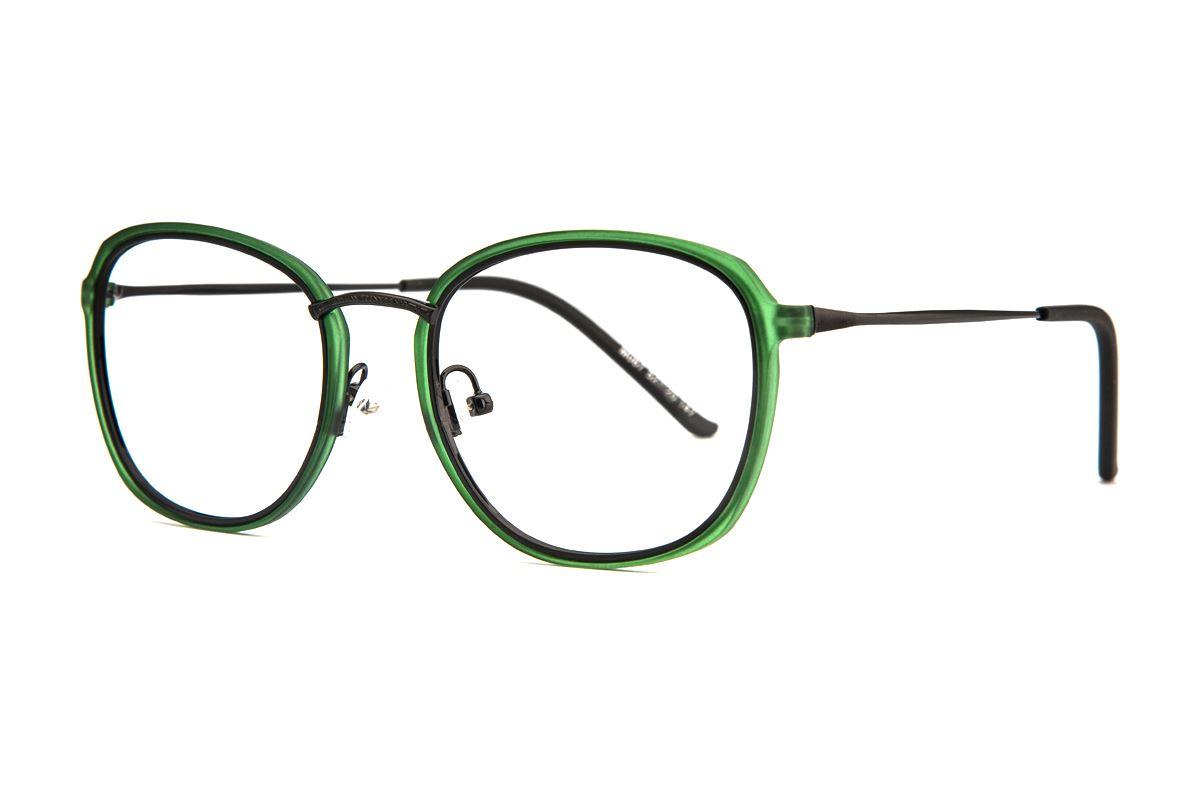 嚴選複合質感眼鏡 M067-0071