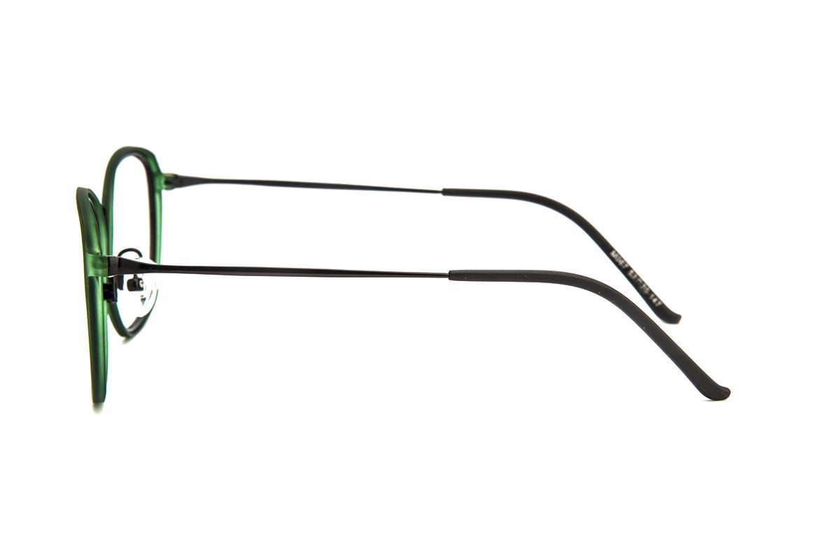 嚴選複合質感眼鏡 M067-0073