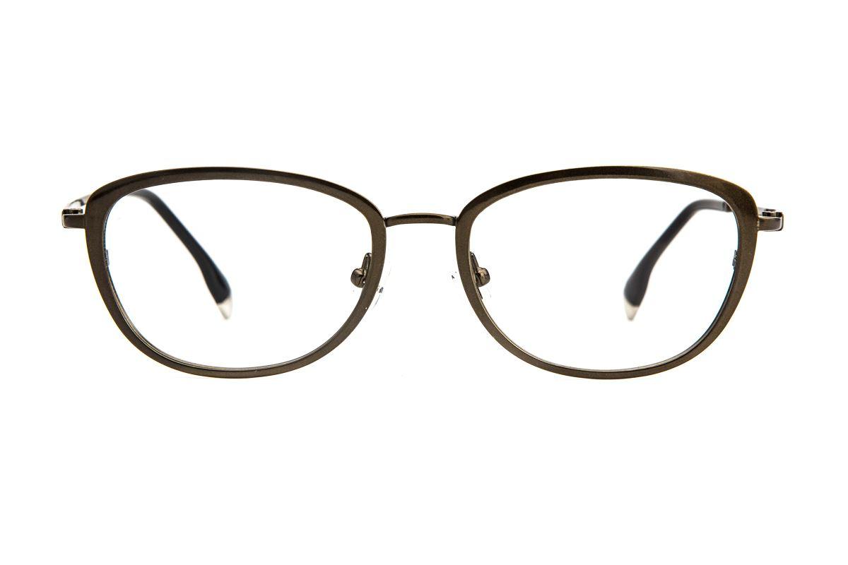 嚴選高質感純鈦眼鏡 J82218-C102