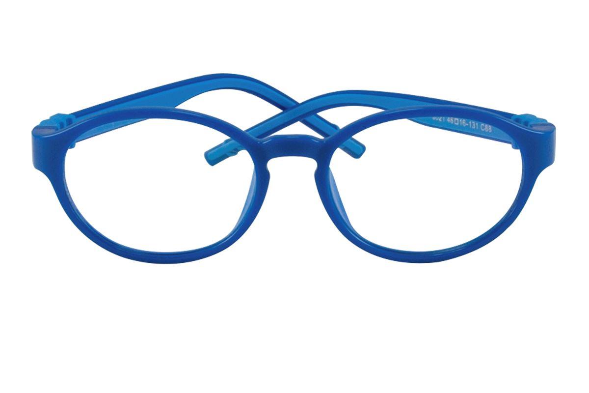 严选儿童全硅胶眼镜 B5021BU2