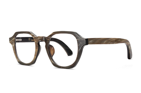 眼鏡鏡框-牛角手作眼鏡框 MIT01-BO