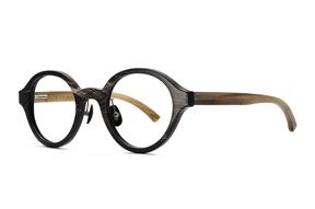 眼鏡鏡框-牛角手作眼鏡框 MIT02-BO