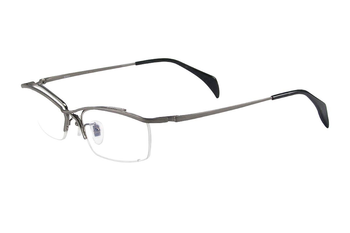 嚴選高質感鈦眼鏡 663-C81