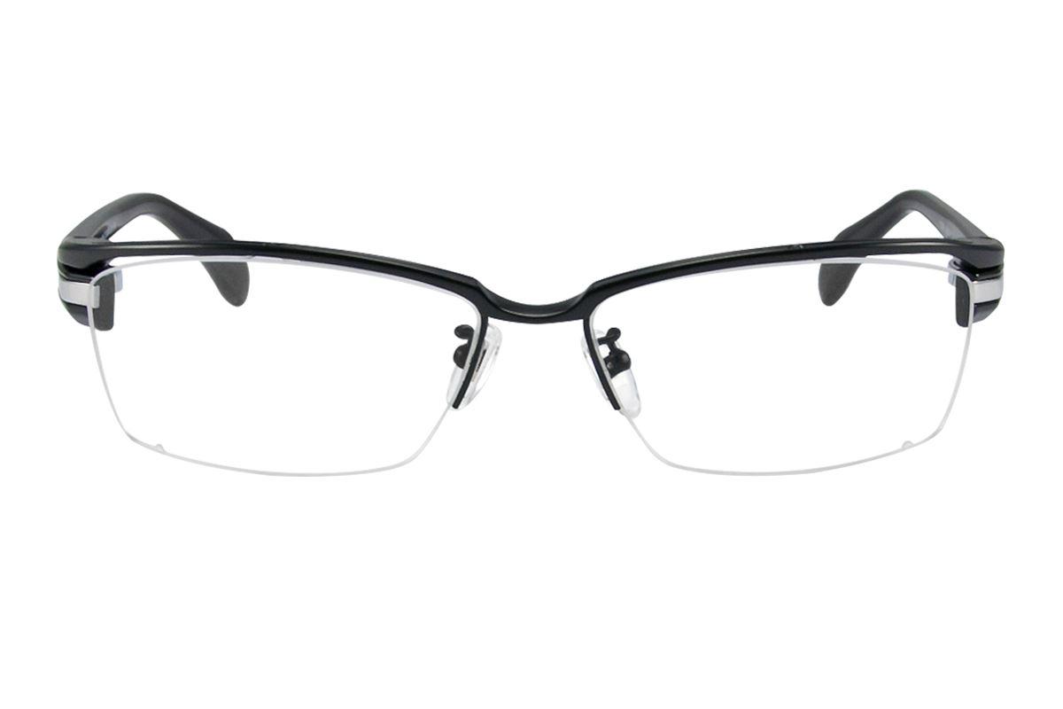 严选高质感纯钛眼镜 11298-BA2
