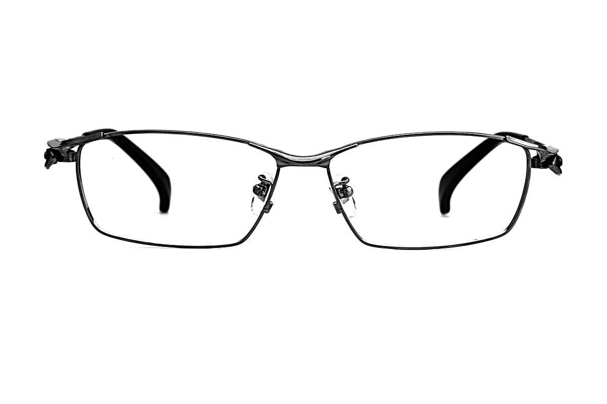 严选高质感纯钛眼镜 11483-C82