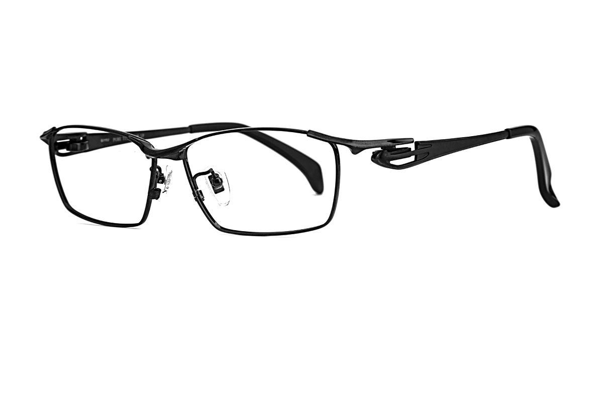 严选高质感纯钛眼镜 11483-C101