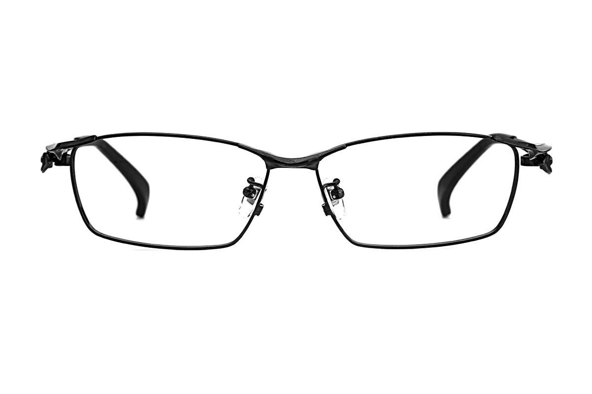 严选高质感纯钛眼镜 11483-C102