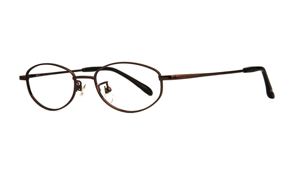 嚴選高質感純鈦眼鏡 11520-C91