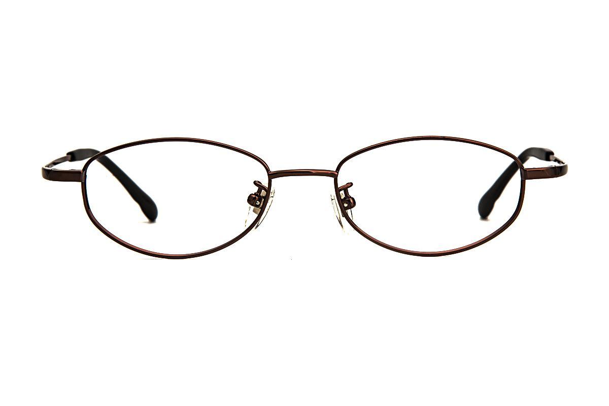 嚴選高質感純鈦眼鏡 11520-C92