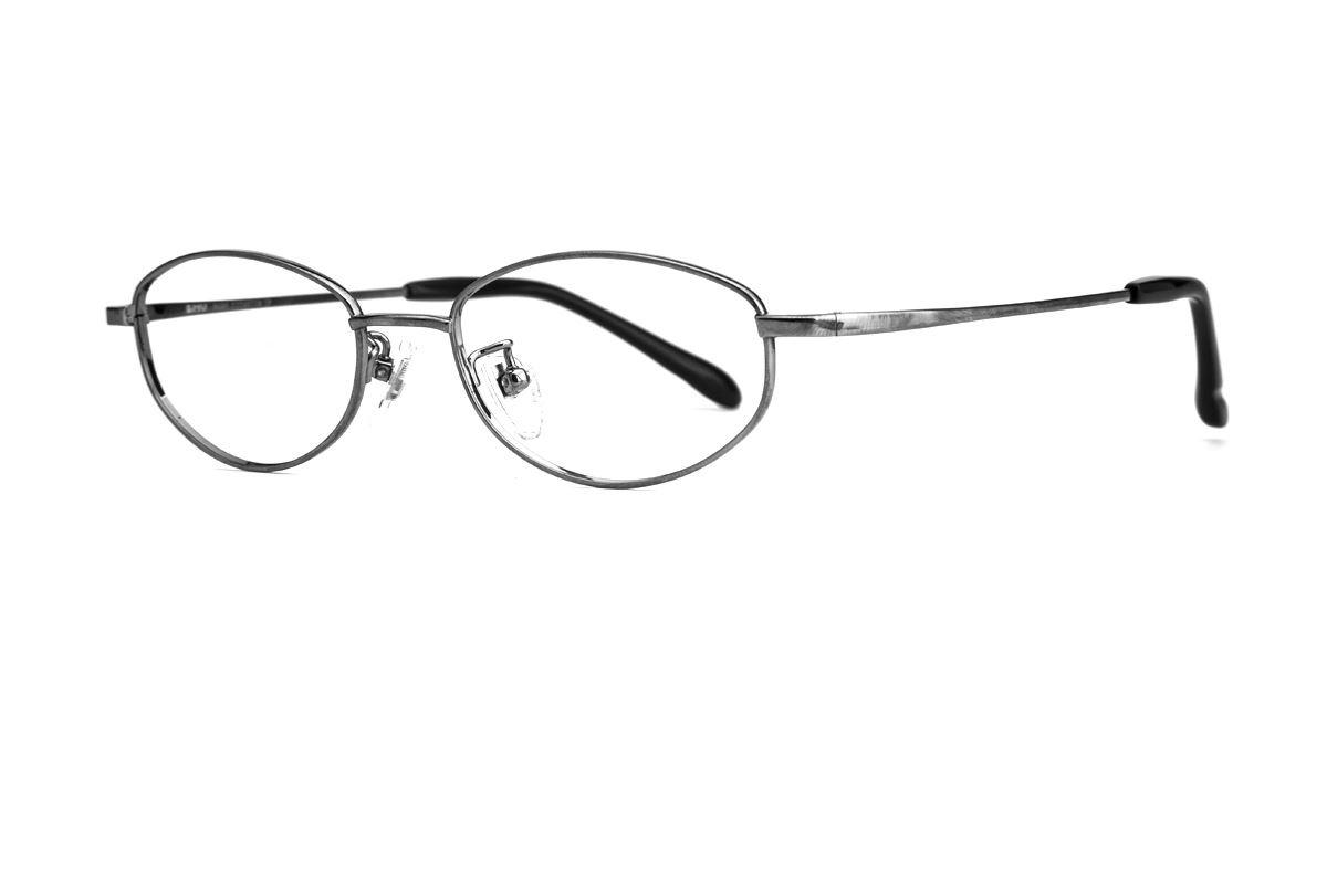 严选高质感纯钛眼镜 11520-C81
