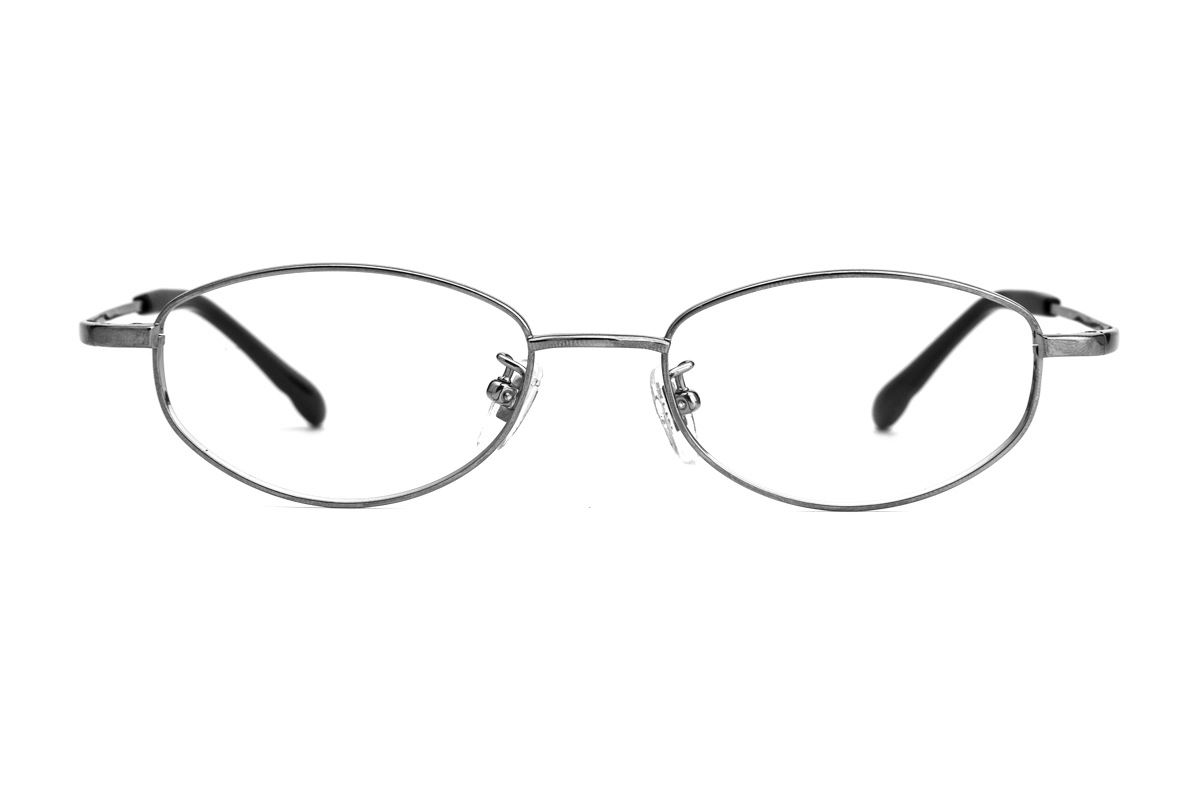 严选高质感纯钛眼镜 11520-C82