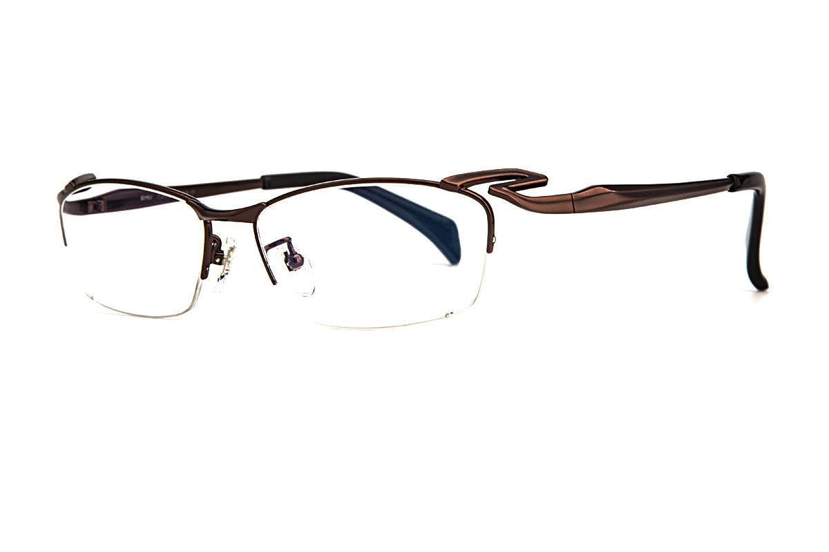严选高质感纯钛眼镜 11551-C91