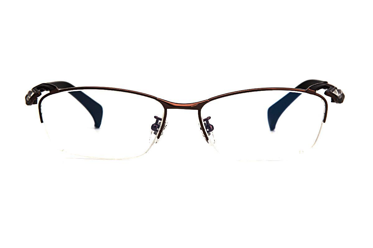 严选高质感纯钛眼镜 11551-C92