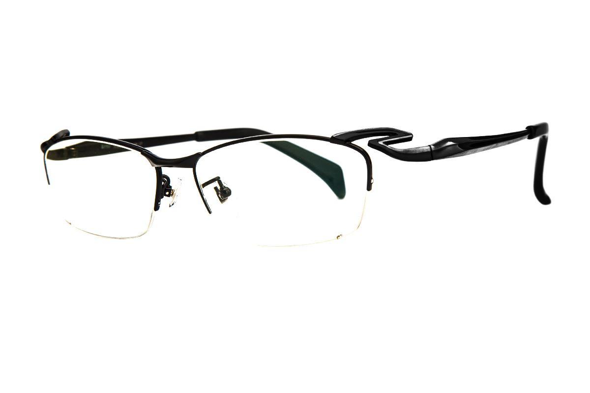 嚴選高質感純鈦眼鏡 11551-C101
