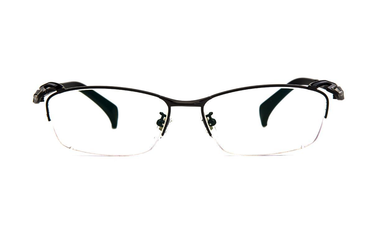 嚴選高質感純鈦眼鏡 11551-C102