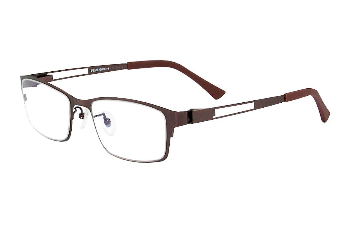 严选高质感纯钛眼镜 P6005-BO1