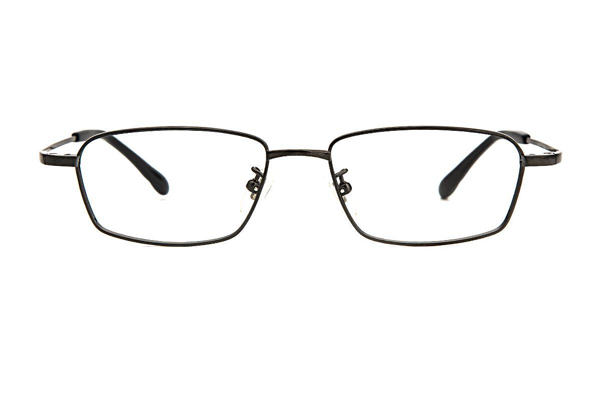 严选高质感纯钛眼镜 11521-C102