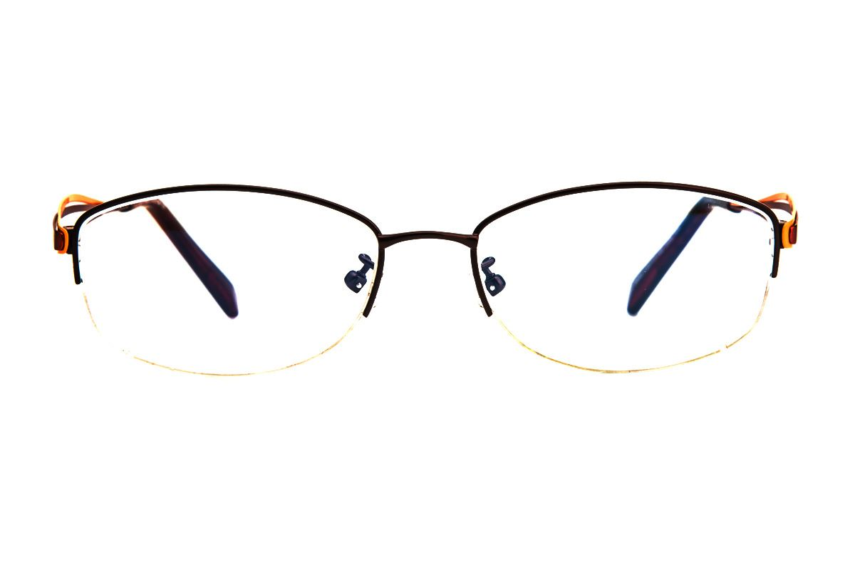高质感纯钛淑女框 9044-C10A2