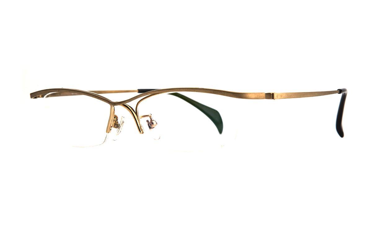 严选高质感钛眼镜 663-C11