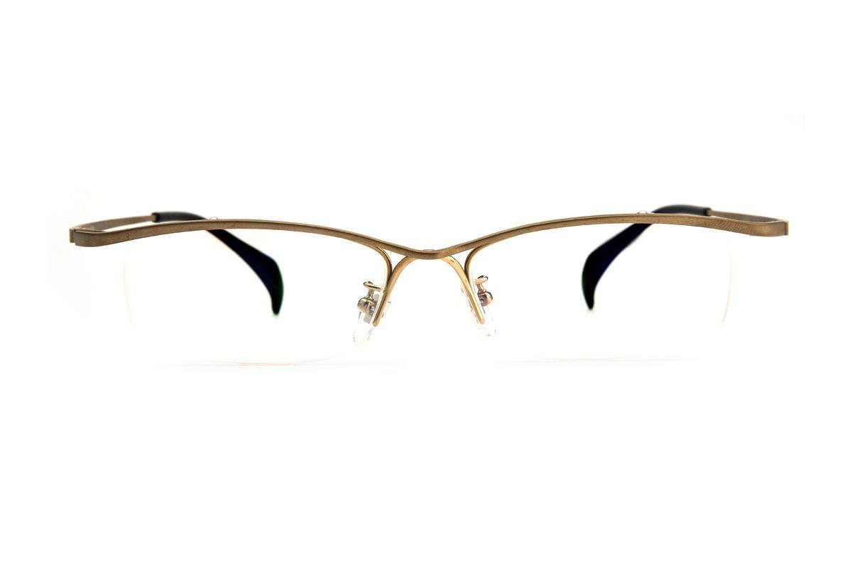 严选高质感钛眼镜 663-C12