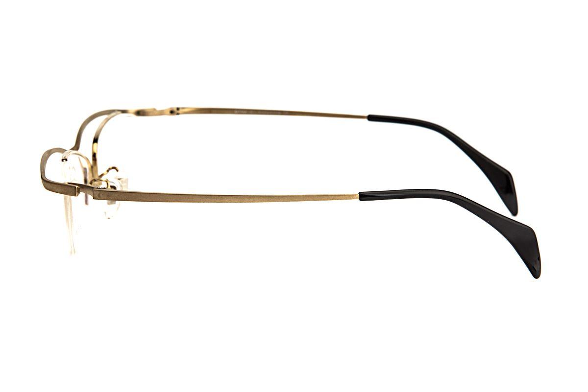 严选高质感钛眼镜 663-C13
