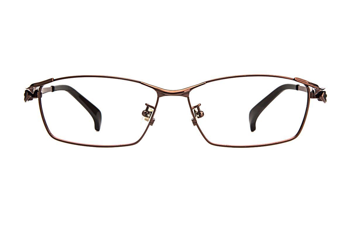 严选高质感纯钛眼镜 11483-C92
