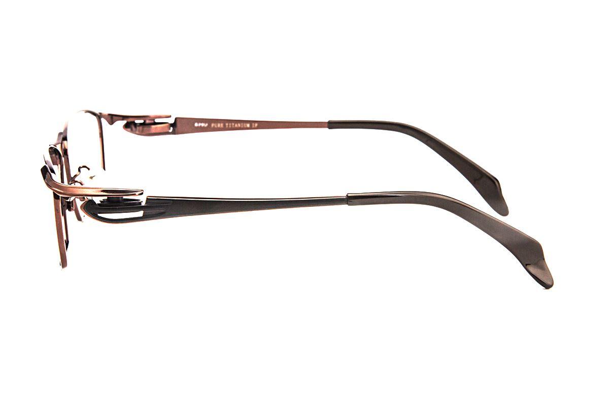 严选高质感纯钛眼镜 11483-C93