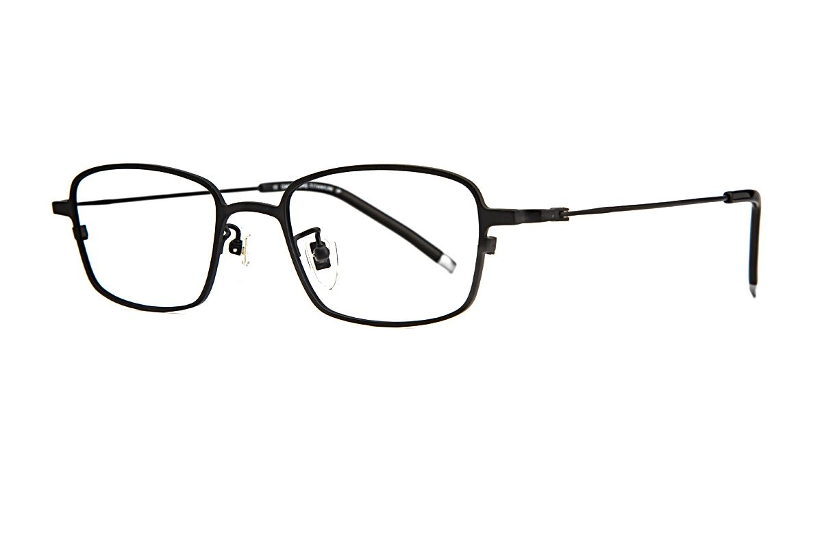 嚴選高質感純鈦眼鏡 11563-C10A1