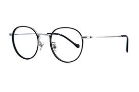 眼镜镜框-严选经典钛眼镜 5501-C2