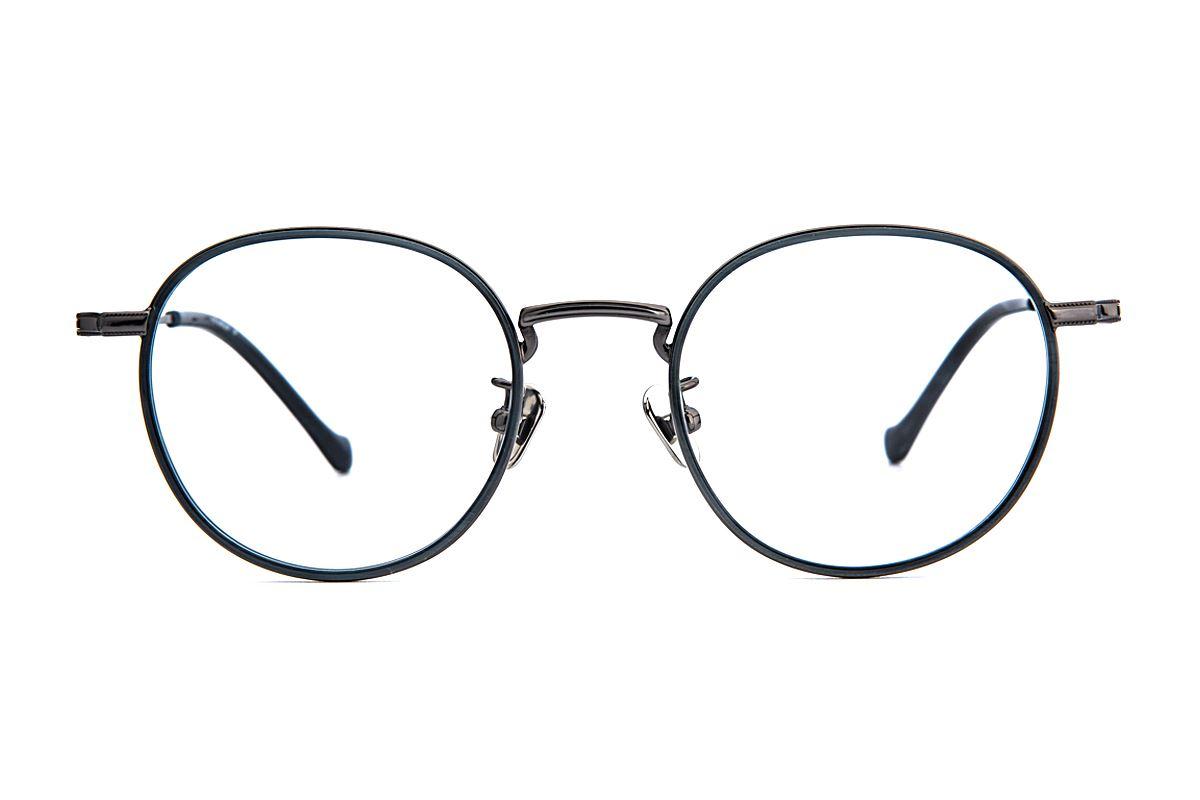 嚴選經典鈦眼鏡 5501-C32