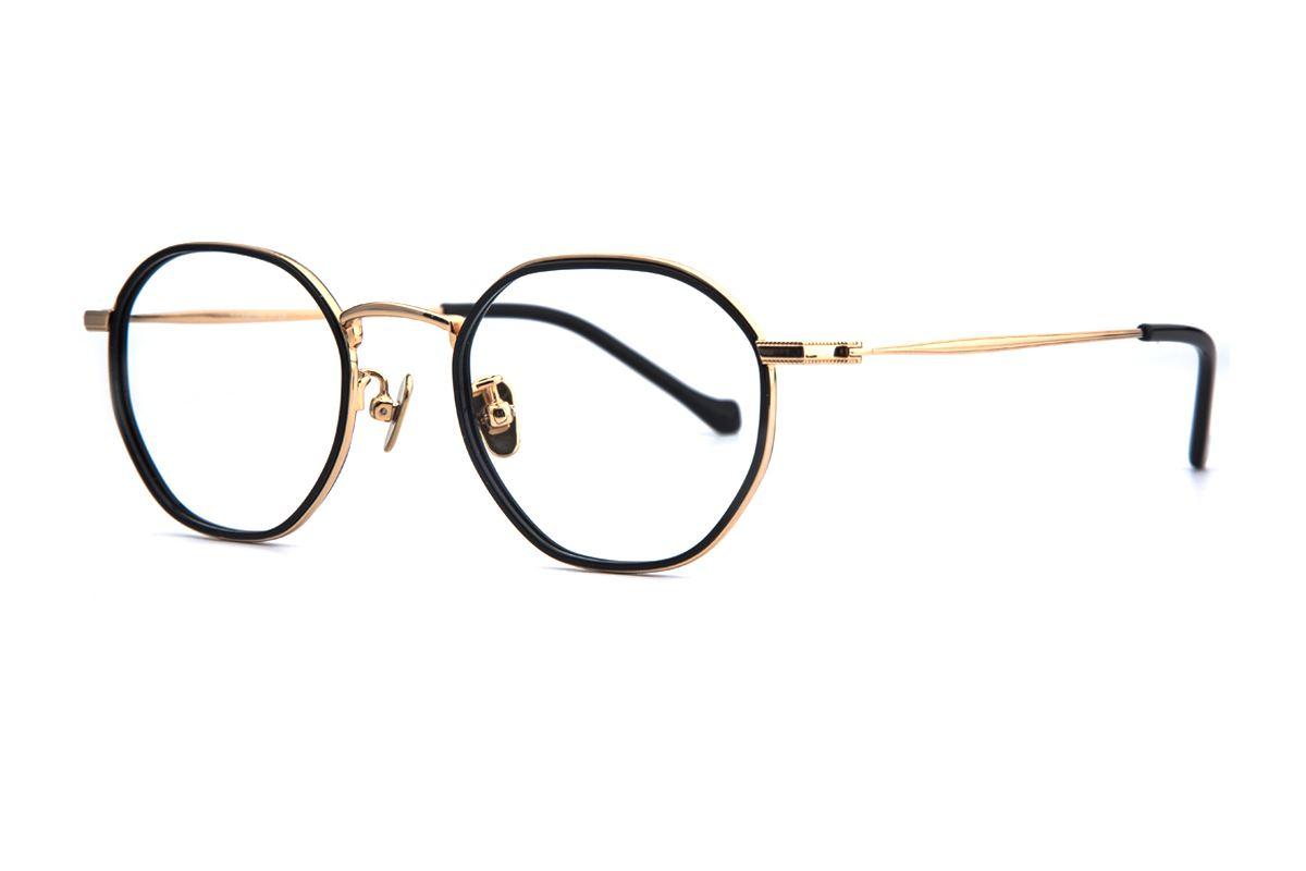 严选经典钛眼镜 5503-C11