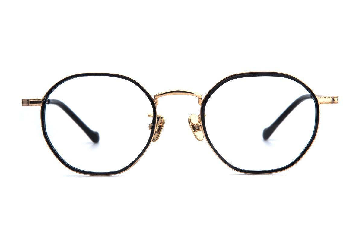 严选经典钛眼镜 5503-C12