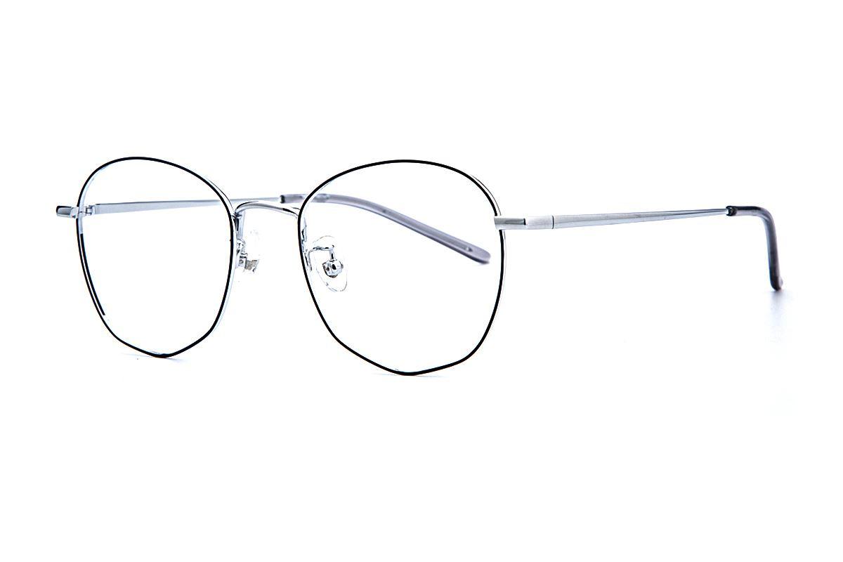 復古鈦細框眼鏡 9065-C211