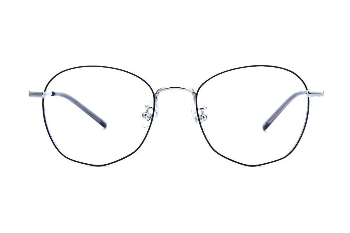 復古鈦細框眼鏡 9065-C212