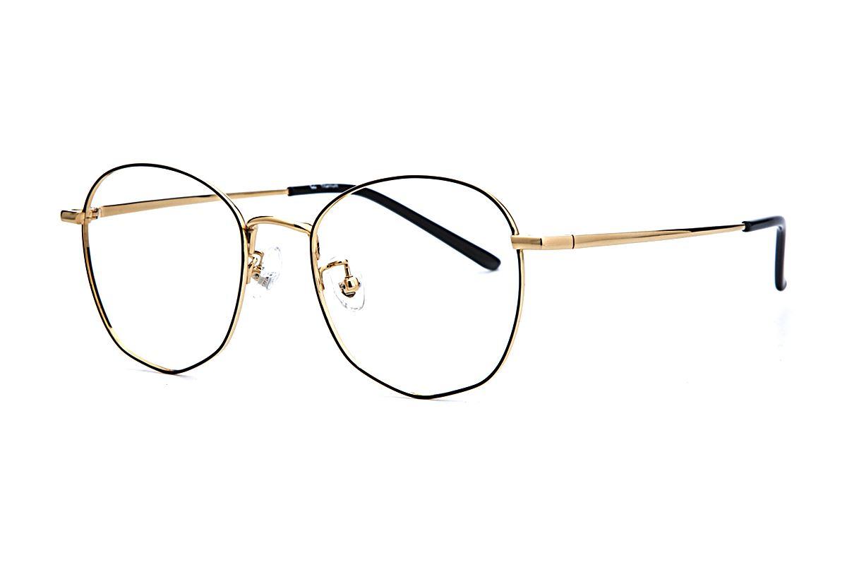 復古鈦細框眼鏡 9065-C231