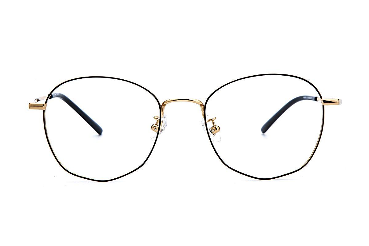 復古鈦細框眼鏡 9065-C232