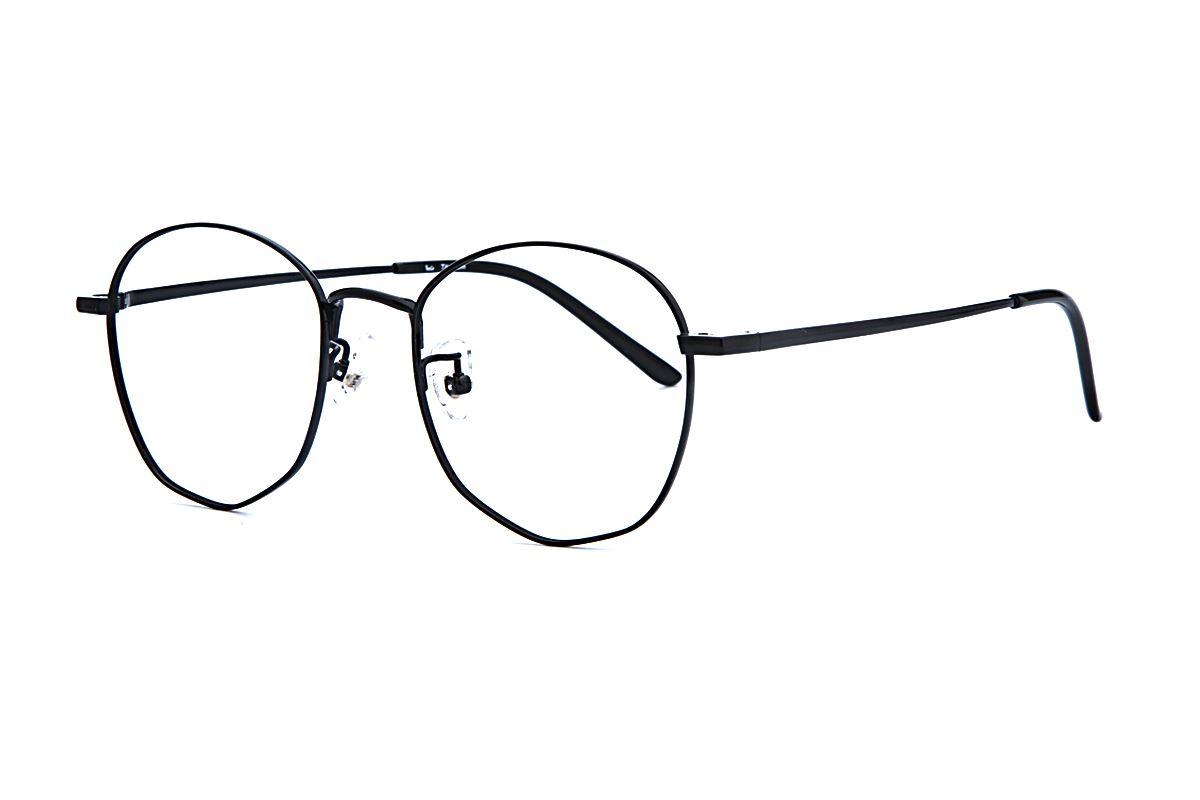 复古钛细框眼镜 V9065-C381