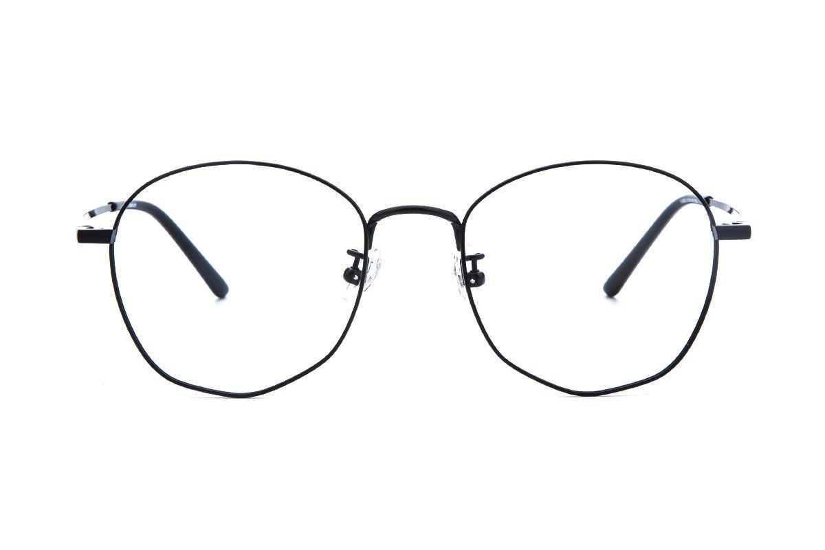 复古钛细框眼镜 V9065-C382