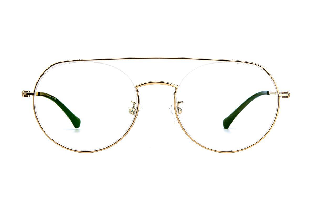 嚴選經典鈦眼鏡 6695-C102