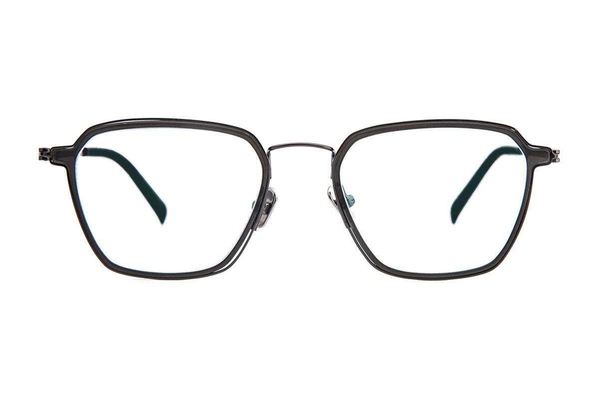 严选高质感钛镜框 5563-C32