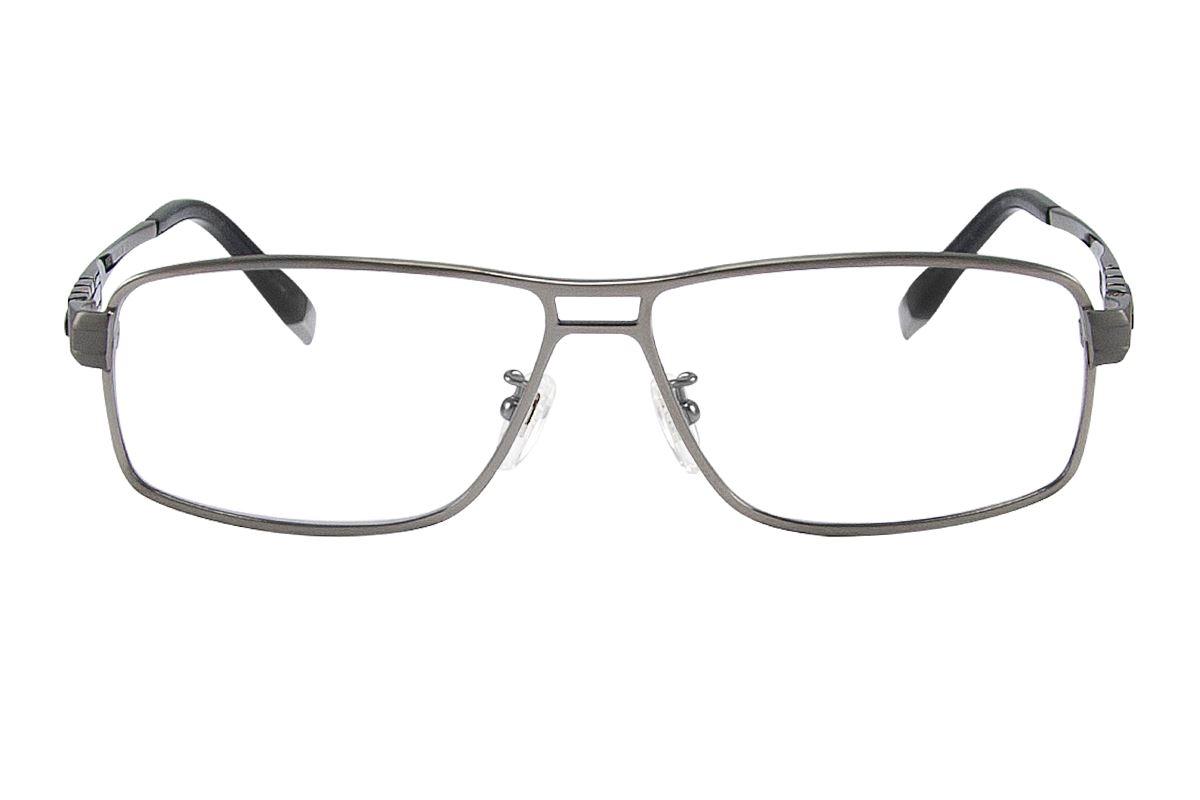 严选高质感纯钛眼镜 11211-GU2