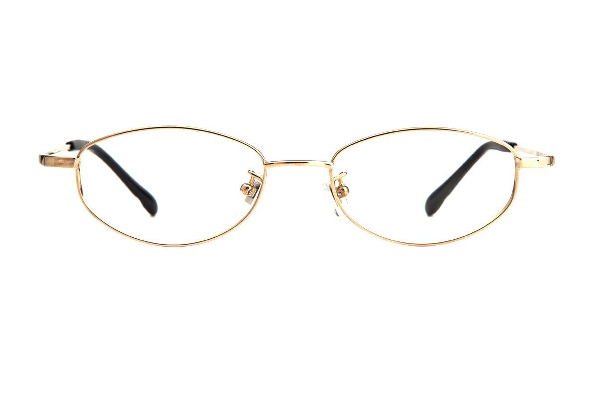 嚴選高質感純鈦眼鏡 11520-C12